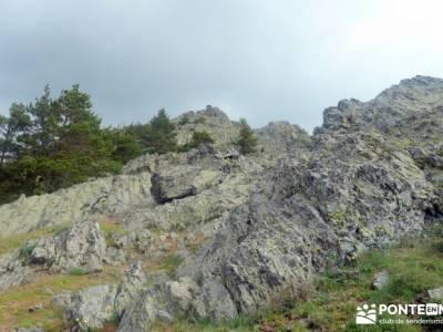 La Tornera ; Pico Porrejón – Sierra de la Puebla;clubs de senderismo asociaciones de senderismo e